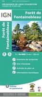 Carte Forêt de Fontainebleau-82019-recto