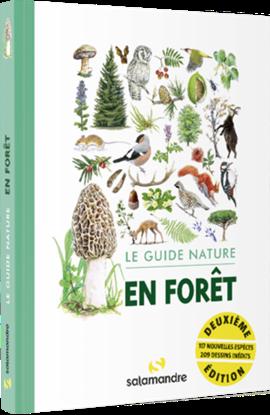 Le Guide Nature En Forêt-Salamandre-couv
