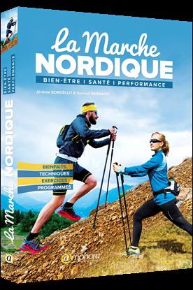 Couv-La marche nordique - Bien-être, santé, performance