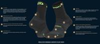 Image-Fiche Technique-241-002-Chaussettes Tige Haute TREK EVO - noir-vert