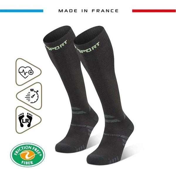 Image-245-004-chaussettes-compression-randonnee-trek-compression-evo-noir-vert
