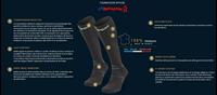Image-Caractéristiques-245-004-chaussettes-compression-randonnee-trek-compression-evo-noir-vert