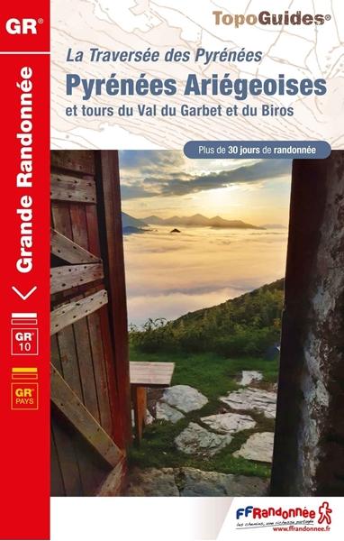 couverture Topoguide Pyrénées Ariégeoises - GR®10
