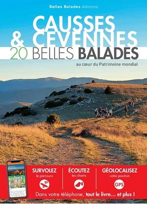 couverture  Causses & Cévennes 20 Belles Balades