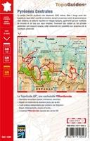 4ème de couverture Pyrénées centrales