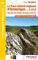 couverture Le PNR d'Armorique... à pied® - Les Monts d'Arrée