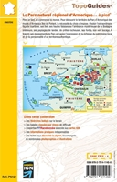 4ème couverture Le PNR d'Armorique... à pied® - Les Monts d'Arrée