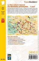 4èmecouverture Le Parc Naturel régional des Baronnies provençales... à pied