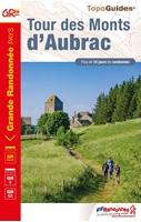 Tour Des Monts D'Aubrac - couverture
