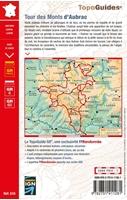Tour Des Monts D'Aubrac - 4ème couverture