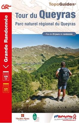 topoguide Tour du Queyras GR® 58 - Parc naturel régional du Queyras