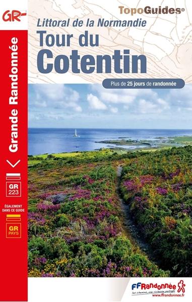 Topoguide tour du Cotentin - GR®223