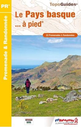 couverture Topoguide le Pays basque à pied