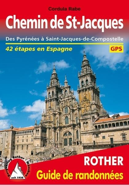 Image Camino francés des Pyrénées à Saint-Jacques-de-Compostelle