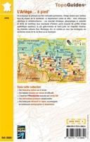 topoguide l'Ariège du piémont aux Pyrenées - résumé