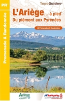 topoguide l'Ariège du piémont aux Pyrenées -