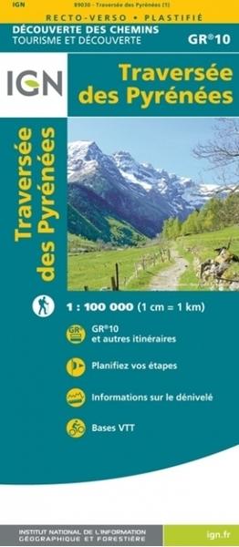 Image Traversée des Pyrénées - GR10