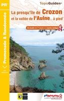 La presqu'île de Crozon et la vallée de l'Aulne... à pied®