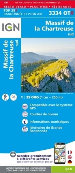 Image Massif de la Chartreuse - Sud - RESISTANTE