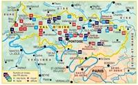 Topoguide le Val d'Oise- plan
