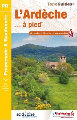 Topoguide l'Ardèche à pied