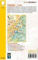 Topoguide l'Ardèche à pied- résumé