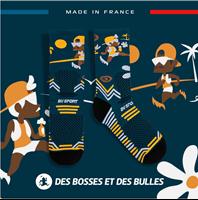 Image - Chaussettes TRAIL ULTRA bleu - Collector DBDB2