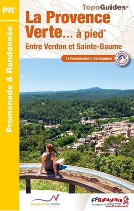 La Provence Verte à pied - P834