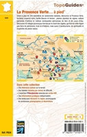 La Provence Verte à pied - P834- résumé