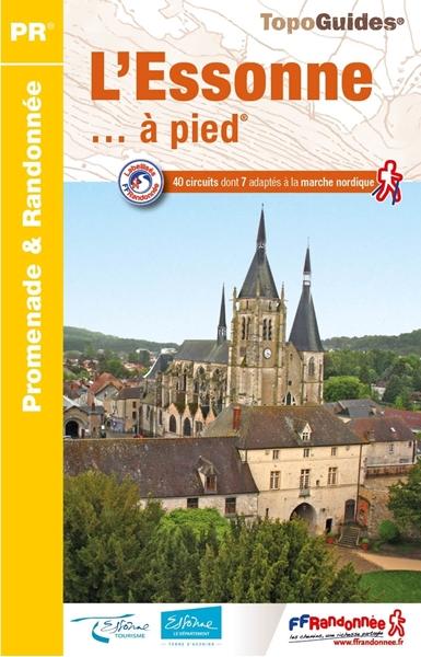 Topoguide L'Essonne... à pied®