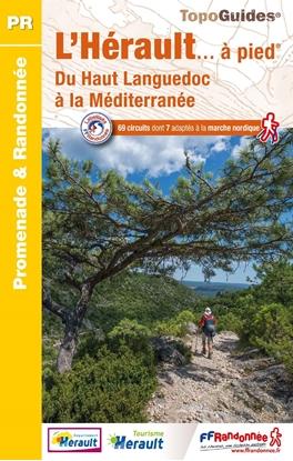 Topoguide L'Hérault... à pied® - D034
